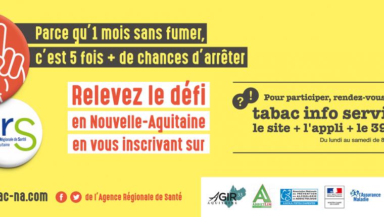Le 13 novembre 2017 à la Maternité : sensibilisation à l'arrêt du tabac