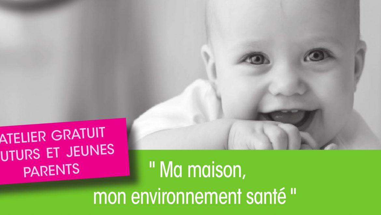17 Septembre 2018 : Rencontres santé « Ma Maison, Mon Environnement Santé »