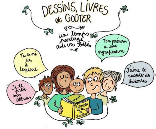 18 juin 2019 : Atelier gratuit «Lecture de contes»